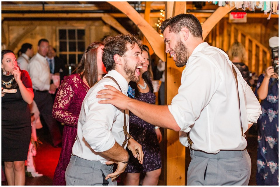 Cody & Hali's Boho Chic Barn Wedding at Thousand Acre Farms in Delaware Photos_0165.jpg