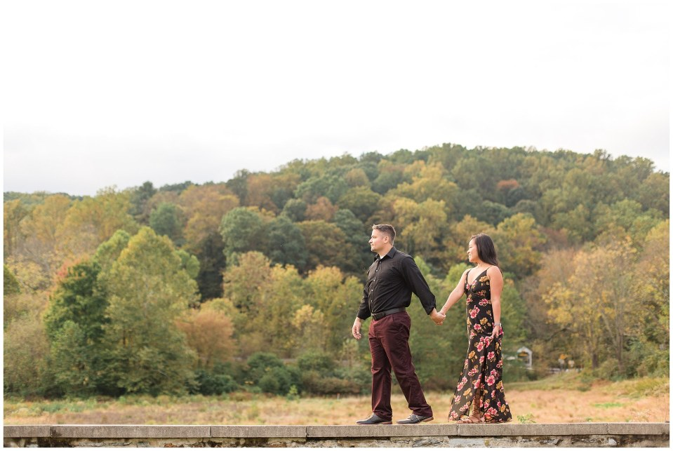 Jane & Dave's Fall Engagement at Valley Forge National Park_0007.jpg