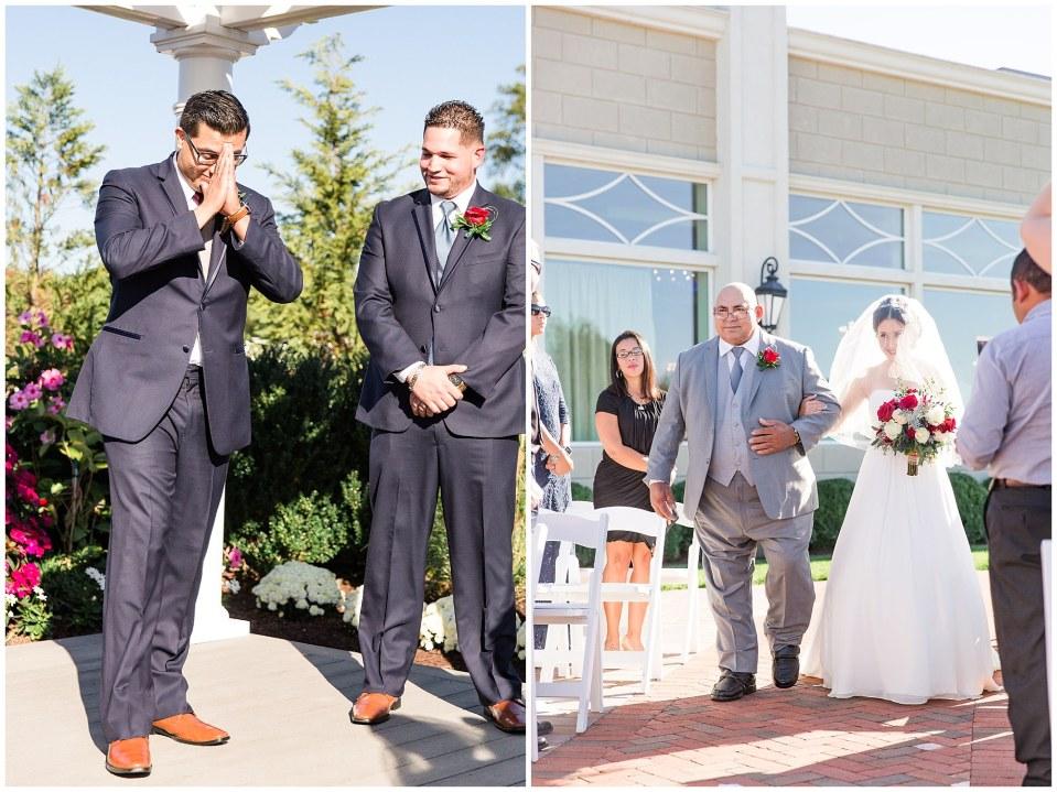 Julio & Elizabeth's Fall Wedding at Clark's Landing Yacht Club in Delran, NJ Photos_0023.jpg