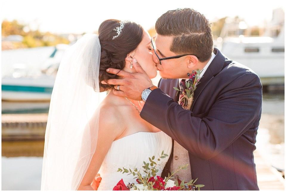 Julio & Elizabeth's Fall Wedding at Clark's Landing Yacht Club in Delran, NJ Photos_0054.jpg