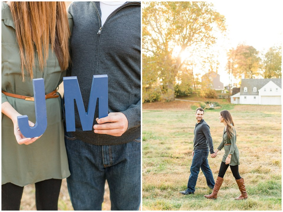 Mike & Jenny's Sunset Fall Engagement at Valley Forge Park and Philadner Chase Knox Estate Photos_0005.jpg