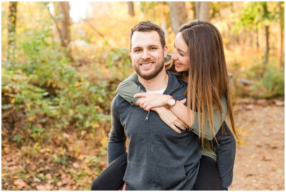 Mike & Jenny's Sunset Fall Engagement at Valley Forge Park and Philadner Chase Knox Estate Photos_0006.jpg