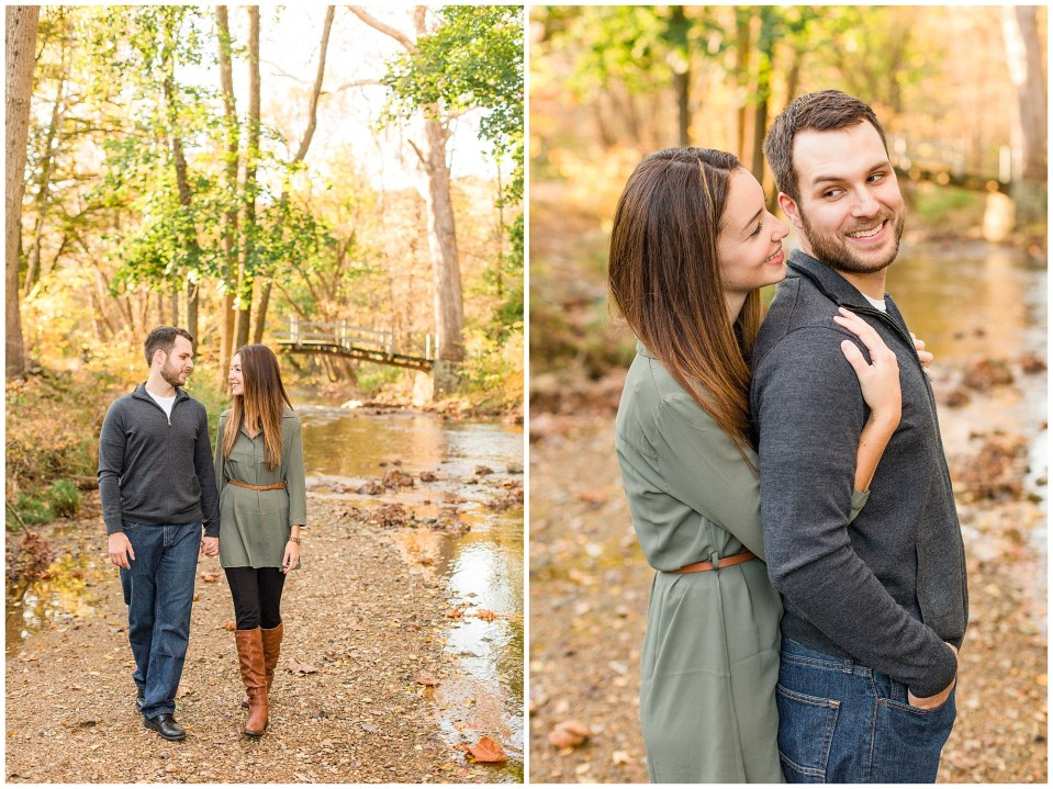 Mike & Jenny's Sunset Fall Engagement at Valley Forge Park and Philadner Chase Knox Estate Photos_0007.jpg