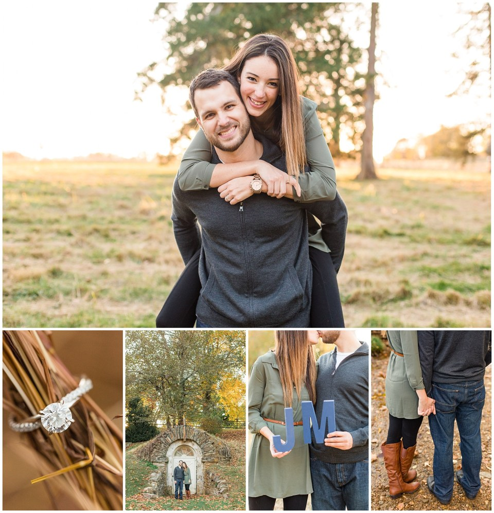 Mike & Jenny's Sunset Fall Engagement at Valley Forge Park and Philadner Chase Knox Estate Photos_0031.jpg