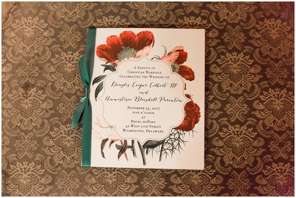Cooper & Anna's Black Tie & Maroon Wedding at The Hotel DuPont in Wilmington, DE Photos_0031.jpg