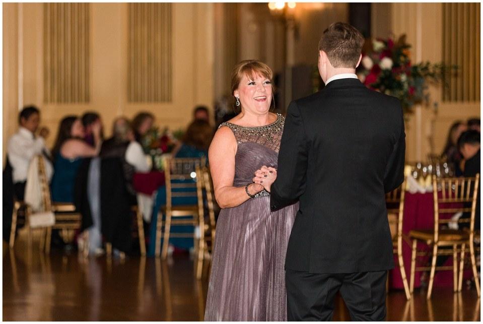 Cooper & Anna's Black Tie & Maroon Wedding at The Hotel DuPont in Wilmington, DE Photos_0071.jpg