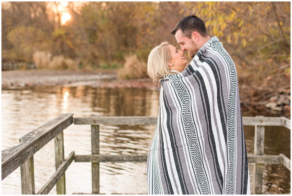Donovan & Lauren's Winter Engagement at Peace Valley Park in Perkasie, PA Photos_0004.jpg