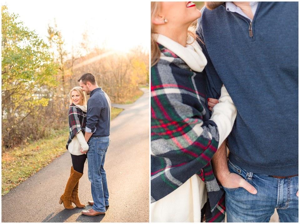 Donovan & Lauren's Winter Engagement at Peace Valley Park in Perkasie, PA Photos_0005.jpg