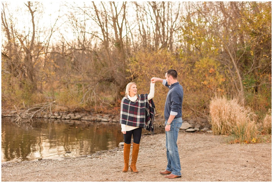 Donovan & Lauren's Winter Engagement at Peace Valley Park in Perkasie, PA Photos_0008.jpg