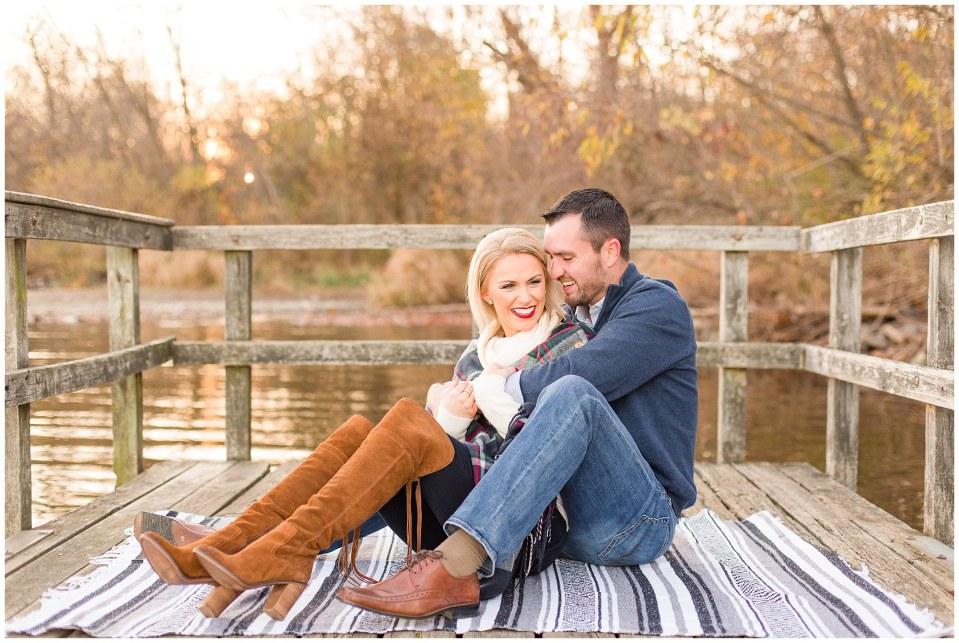 Donovan & Lauren's Winter Engagement at Peace Valley Park in Perkasie, PA Photos_0028.jpg