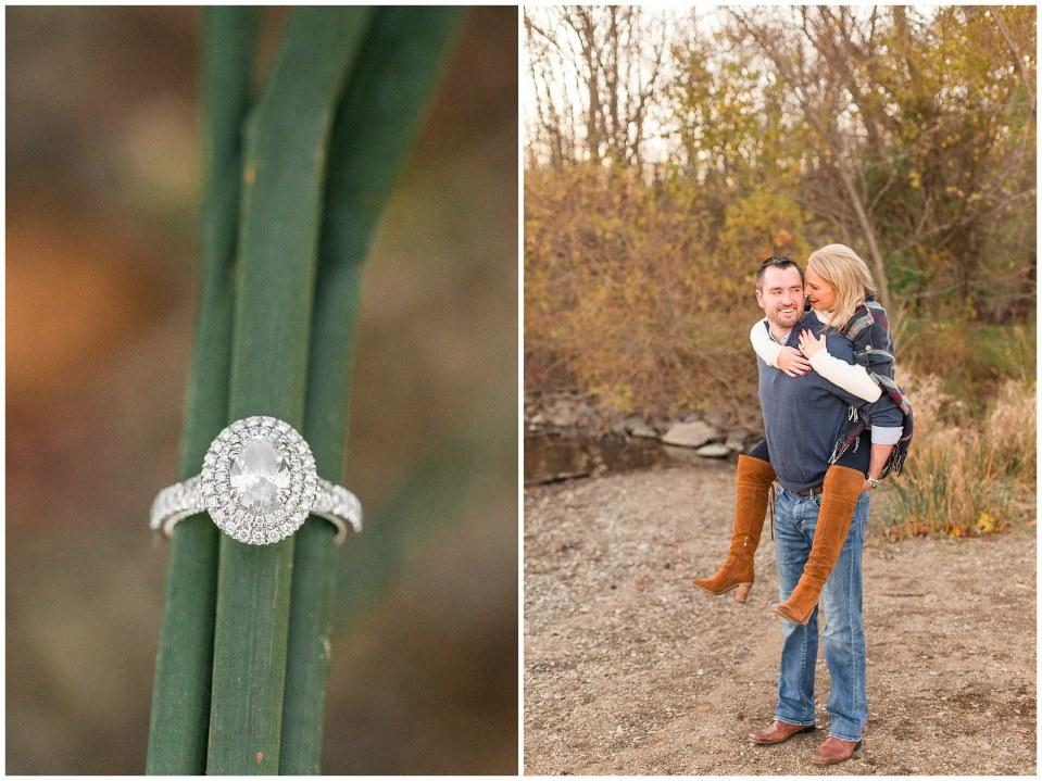 Donovan & Lauren's Winter Engagement at Peace Valley Park in Perkasie, PA Photos_0029.jpg