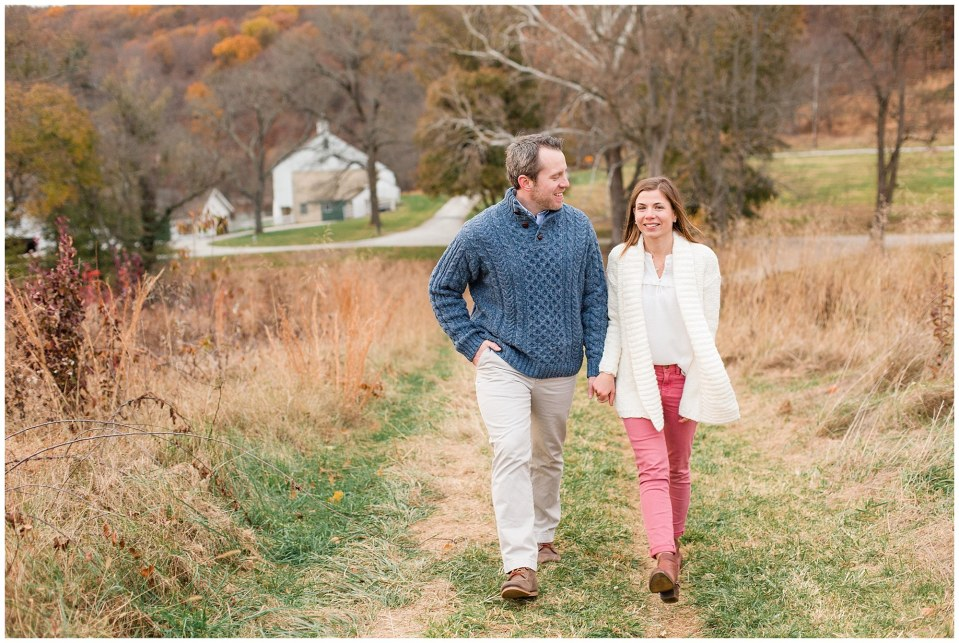 Pat & Emily's Windy November Engagement at Philander Chase Knox Estate in Valley Forge Park Photos_0024.jpg