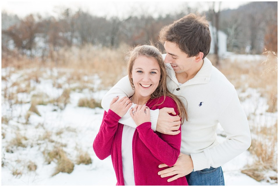 Jackson & Emily's Snowy Engagement Session in Valley Forge Park Photos_0025.jpg