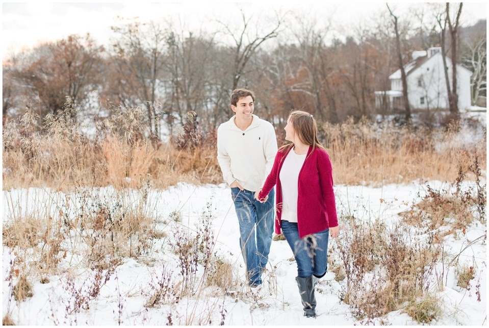 Jackson & Emily's Snowy Engagement Session in Valley Forge Park Photos_0026.jpg