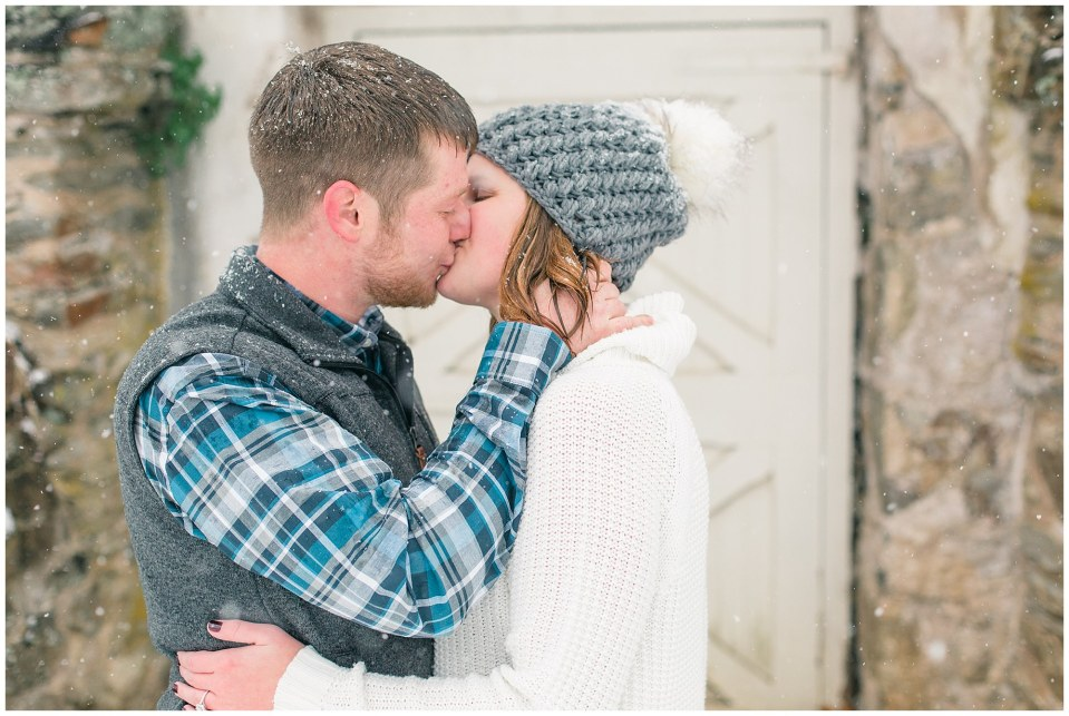 Joseph & Sara's Snow Storm Engagement at Valley Forge National Park in Wayne, PA Photos_0009.jpg