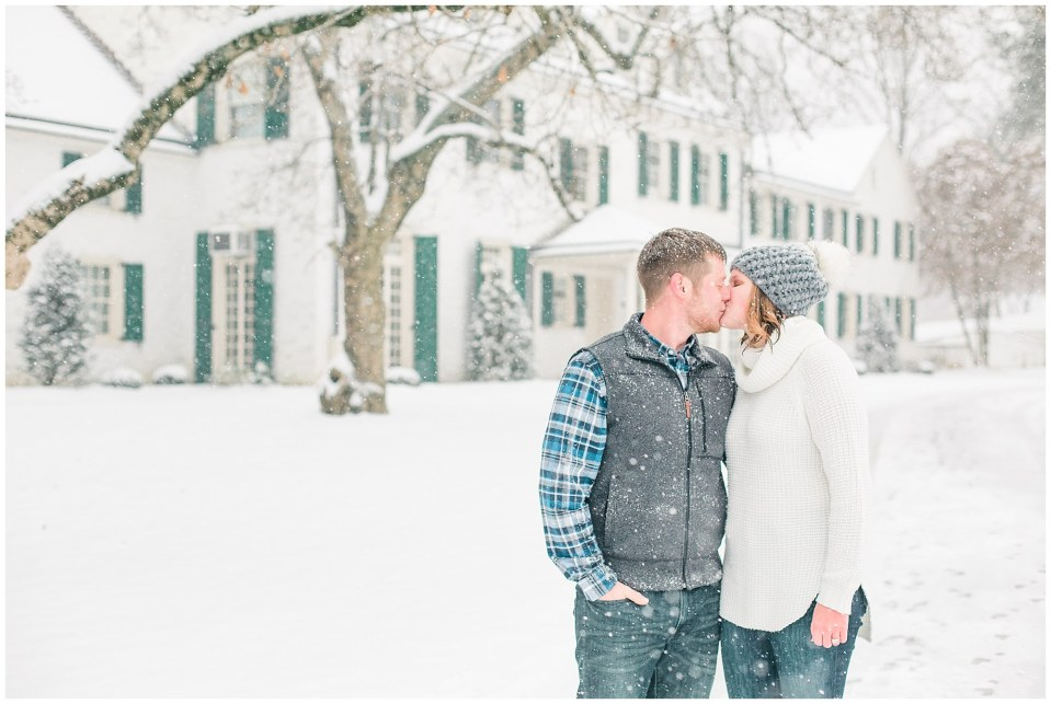 Joseph & Sara's Snow Storm Engagement at Valley Forge National Park in Wayne, PA Photos_0015.jpg