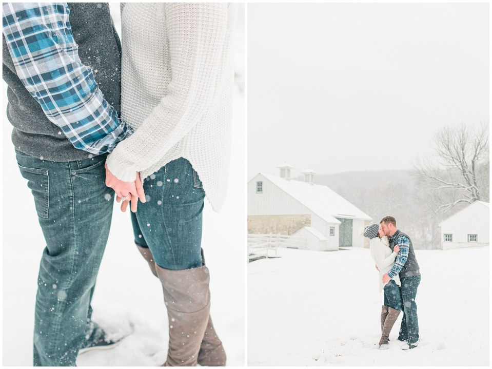 Joseph & Sara's Snow Storm Engagement at Valley Forge National Park in Wayne, PA Photos_0016.jpg