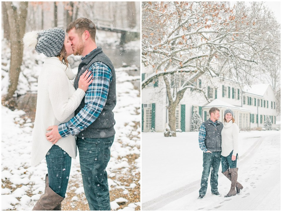 Joseph & Sara's Snow Storm Engagement at Valley Forge National Park in Wayne, PA Photos_0018.jpg