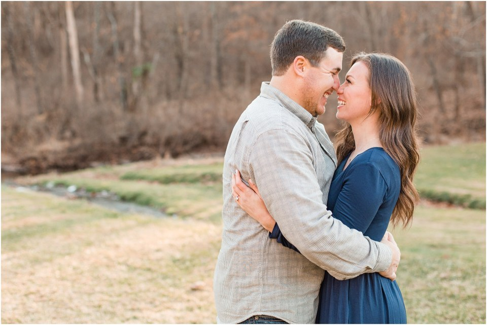 Richie & Kati's Winter Engagement at The Barn On Bridge in Collegeville, PA Photos_0004.jpg