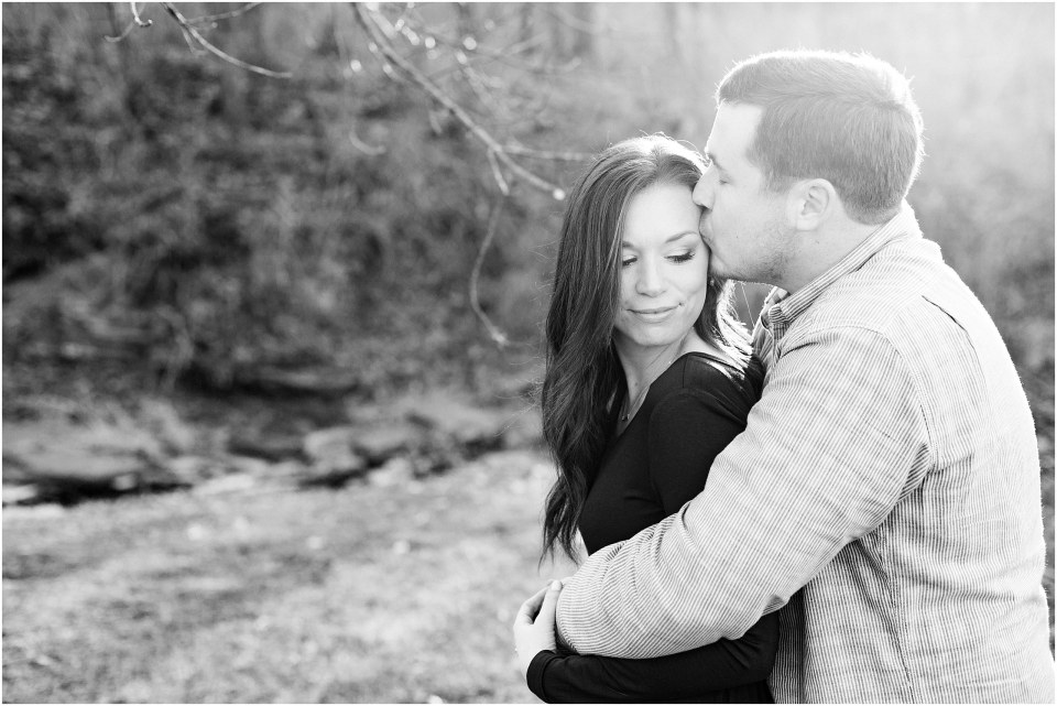 Richie & Kati's Winter Engagement at The Barn On Bridge in Collegeville, PA Photos_0026.jpg