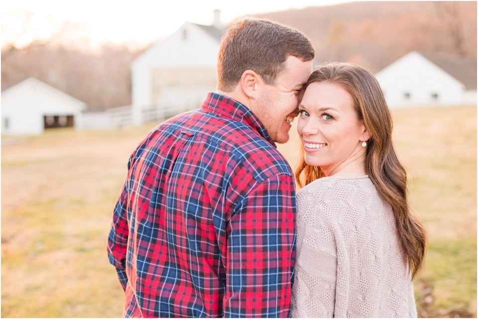 Richie & Kati's Winter Engagement at The Barn On Bridge in Collegeville, PA Photos_0039.jpg