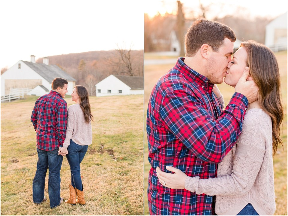 Richie & Kati's Winter Engagement at The Barn On Bridge in Collegeville, PA Photos_0040.jpg