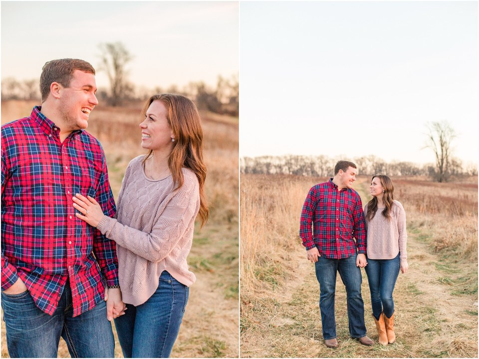 Richie & Kati's Winter Engagement at The Barn On Bridge in Collegeville, PA Photos_0050.jpg