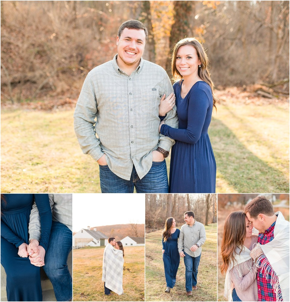 Richie & Kati's Winter Engagement at The Barn On Bridge in Collegeville, PA Photos_0055.jpg