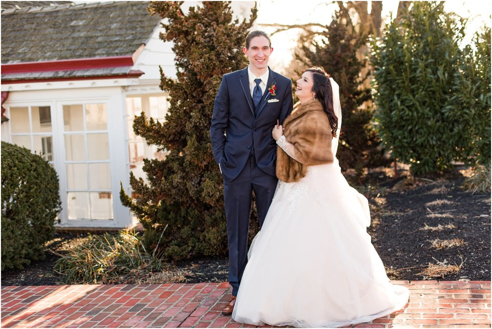 Andy & Sam's Navy & Maroon Winter Wedding at Normandy Farm Hotel & Conference Center in Blue Bell, PA Photos_0023.jpg