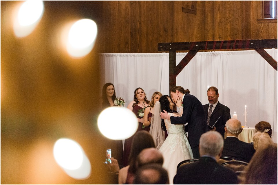 Andy & Sam's Navy & Maroon Winter Wedding at Normandy Farm Hotel & Conference Center in Blue Bell, PA Photos_0054.jpg