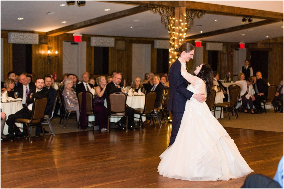 Andy & Sam's Navy & Maroon Winter Wedding at Normandy Farm Hotel & Conference Center in Blue Bell, PA Photos_0067.jpg