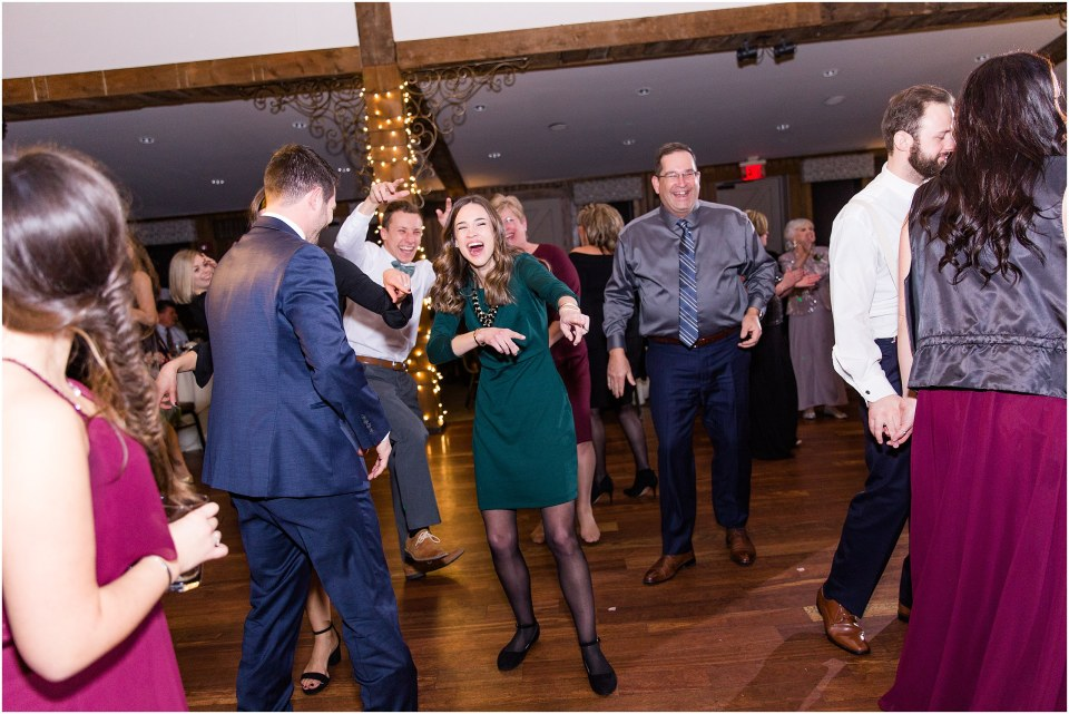 Andy & Sam's Navy & Maroon Winter Wedding at Normandy Farm Hotel & Conference Center in Blue Bell, PA Photos_0089.jpg
