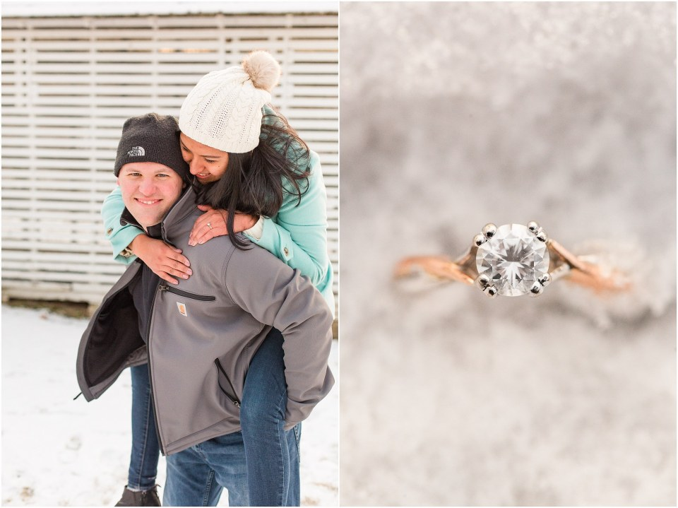 Brad & Mary's Snowy Winter Engagement at Valley Forge Park in Wayne, PA_0015.jpg