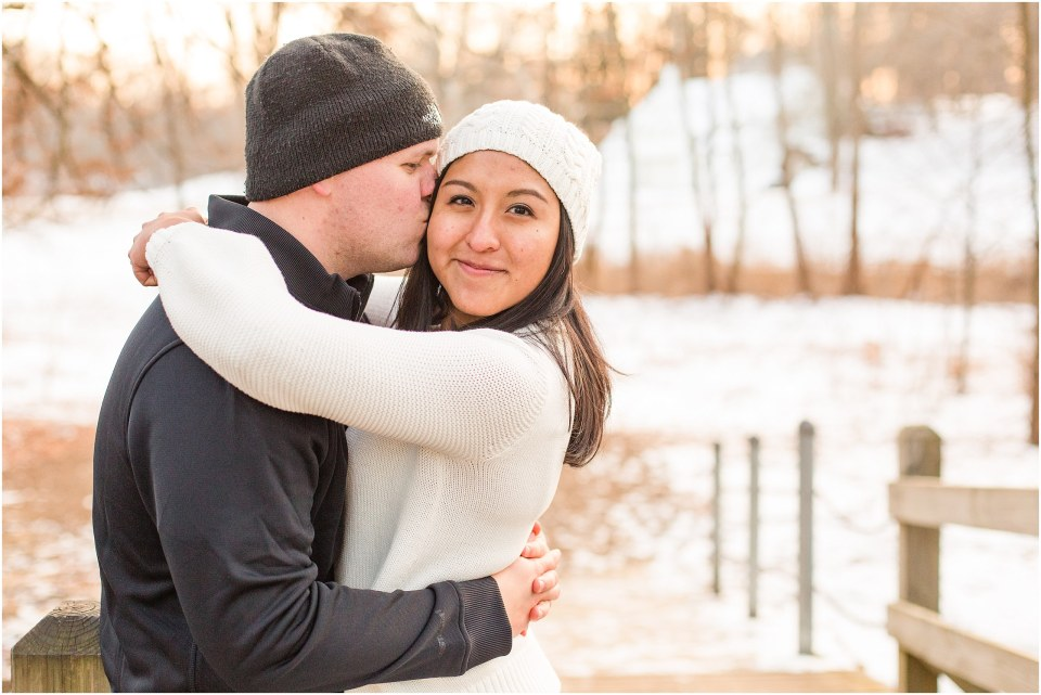 Brad & Mary's Snowy Winter Engagement at Valley Forge Park in Wayne, PA_0024.jpg