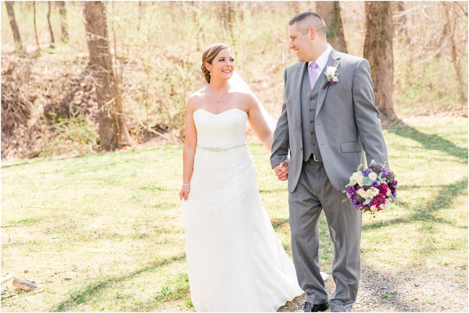 Andy & Stacy's Grey & Lavender Wedding at The Barn on Bridge in Collegeville, PA_0011.jpg