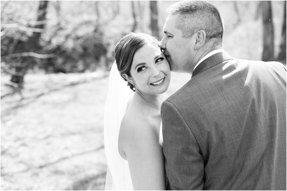 Andy & Stacy\'s Grey & Lavender Wedding at The Barn on Bridge ...