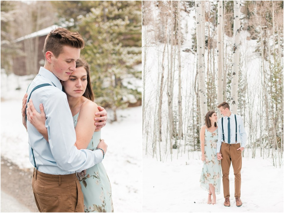 Matt & Chrissy's Springtime Couples Session in Keystone, Colorado_0003.jpg