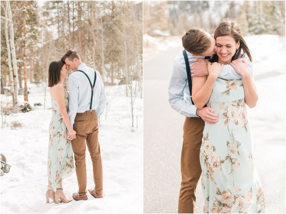 Matt & Chrissy's Springtime Couples Session in Keystone, Colorado_0005.jpg
