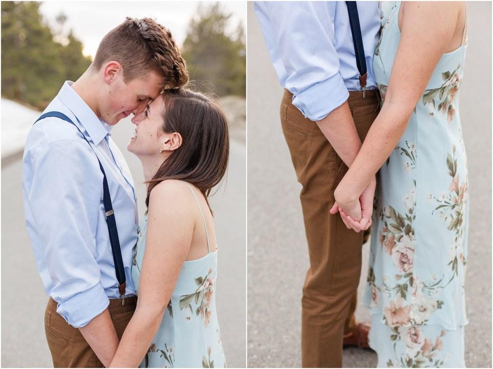 Matt & Chrissy's Springtime Couples Session in Keystone, Colorado_0024.jpg