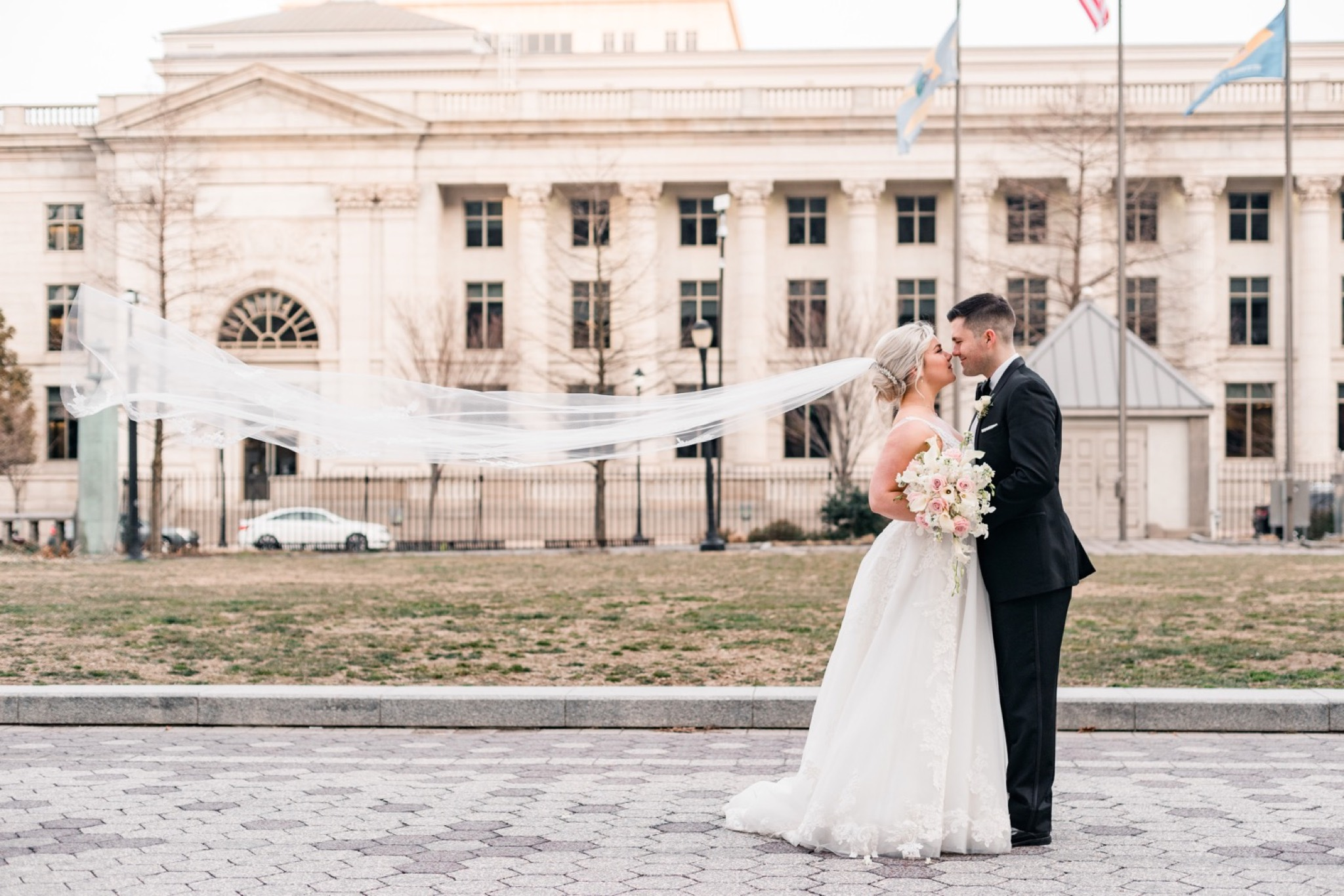 Jim & Alyssa's Black Tie Wedding at The Hotel DuPont in Wilmington, DE Photos
