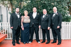 Family Staten Island Wedding