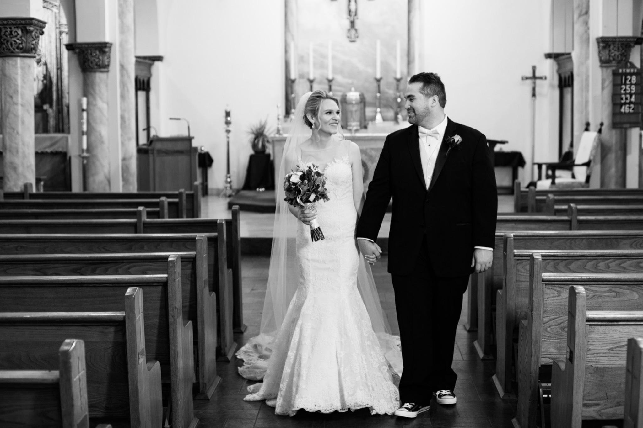 Recessional Staten Island Wedding