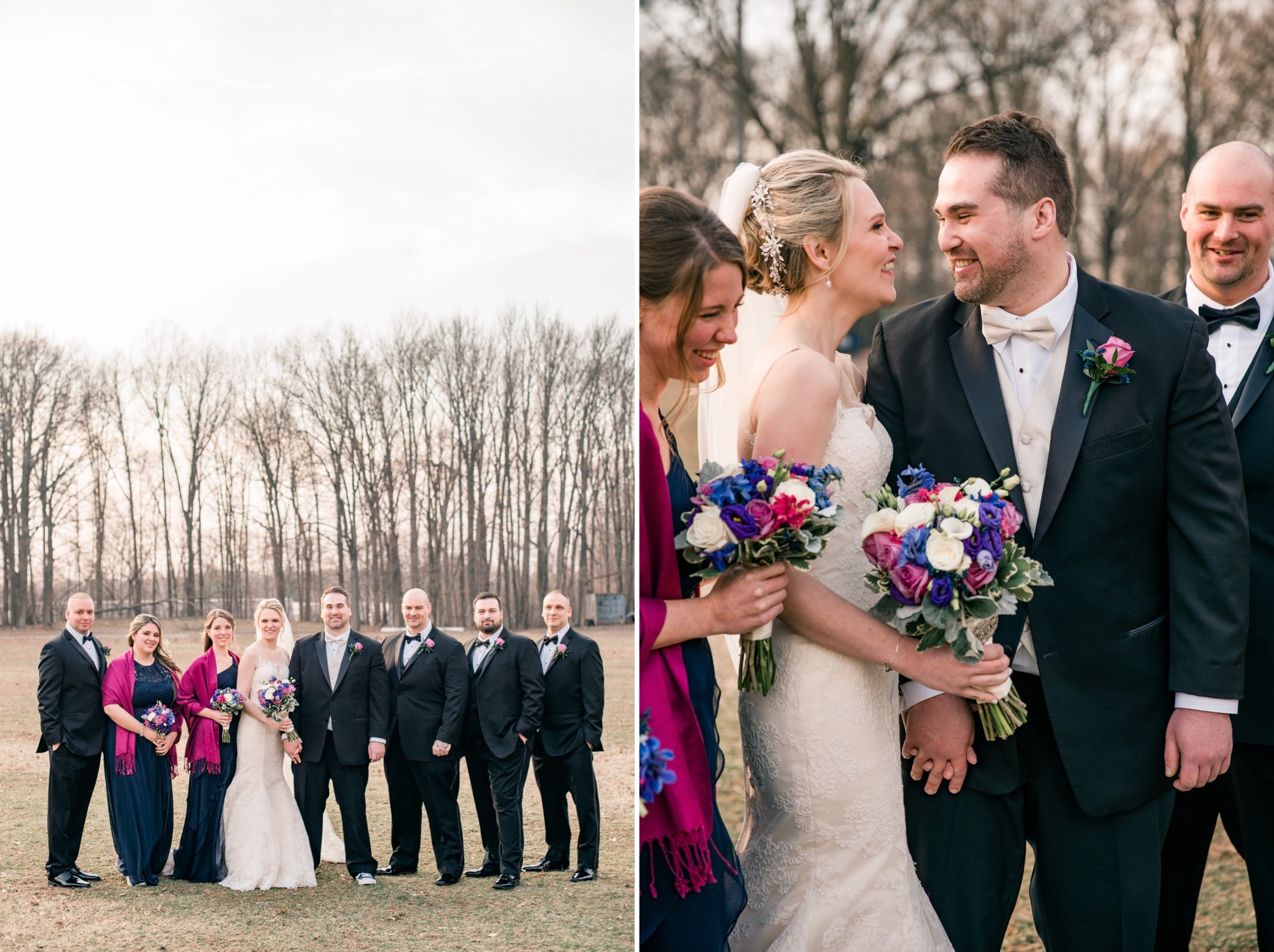 Bridal Party Staten Island Wedding