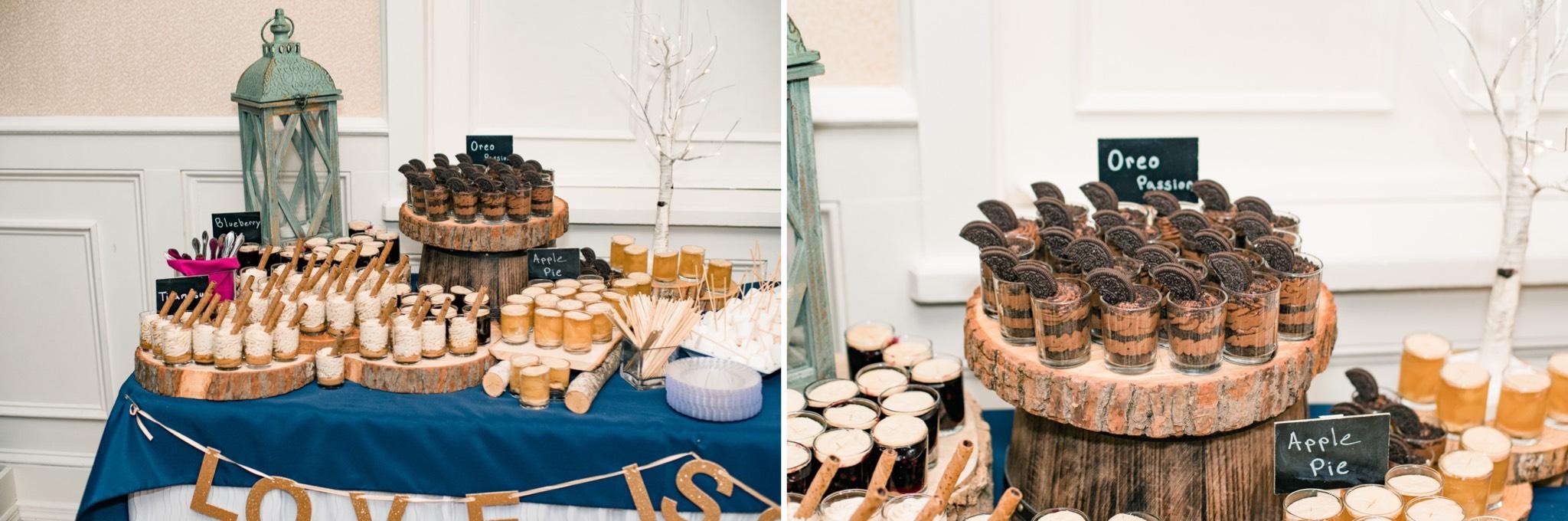 Dessert Table Staten Island Wedding
