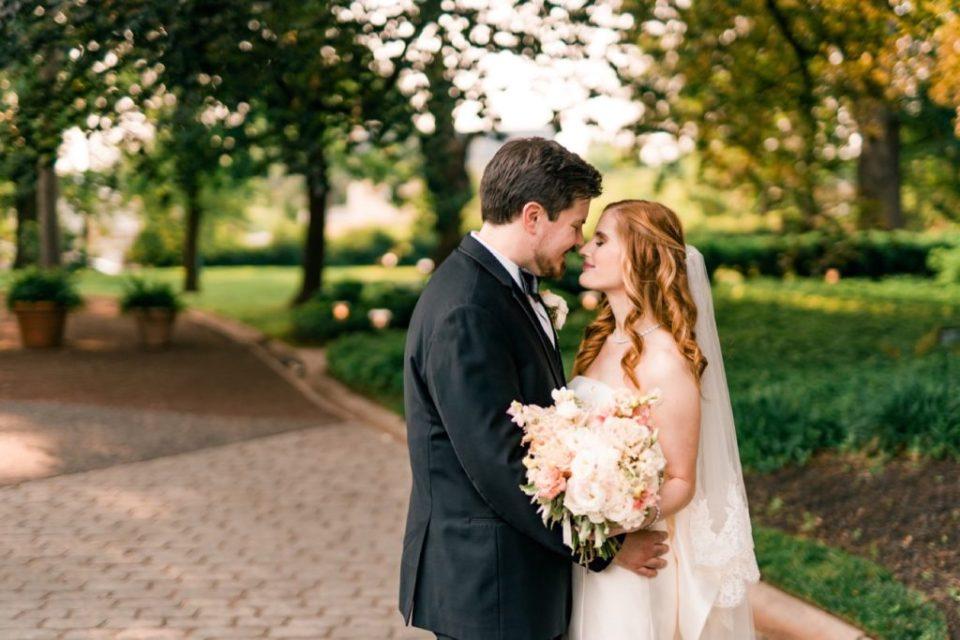 Black Tie Wedding Inspo - Knowlton Mansion