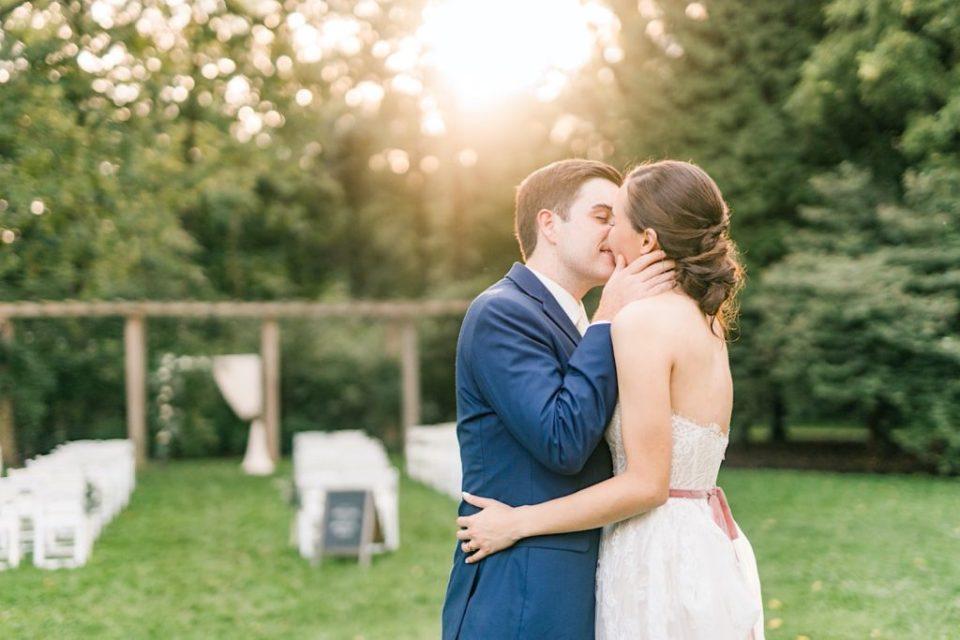 Anthony Wayne House Wedding Photos