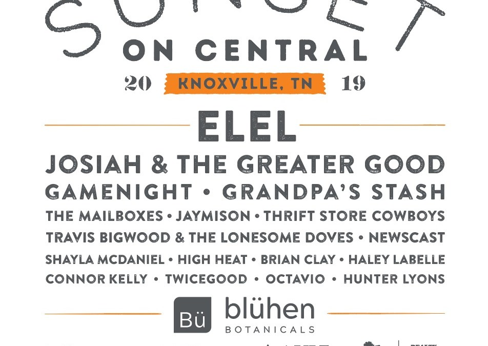 Sunset on Central Announced!