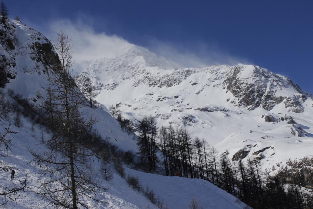Ski season Tignes skiing off-piste