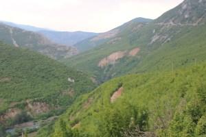 A remote bike touring adventure in Albania.