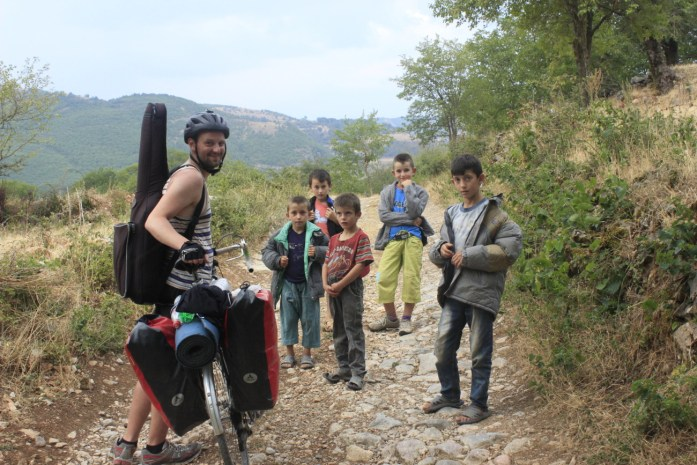 Difficult coming home and missing the friendly people I met throughout bike touring adventure.